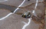 I na asfaltových závodech je nutné mít dobře vyladěný podvozek