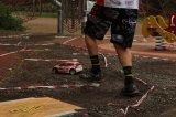 Nebýt v záběru nohy, k nerozeznání od WRC